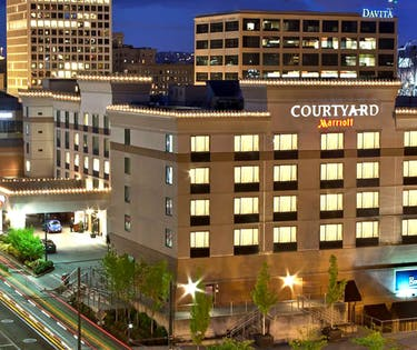 Marriott Tacoma is the hotel for Managing Stormwater in Washington 2020